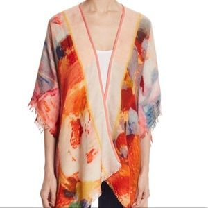 bl ^ nk Veeransa Abstract Print Cover-Up